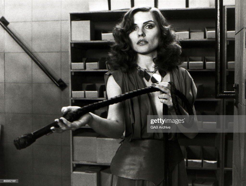 Photo of Debbie HARRY; In 'Videodrome'