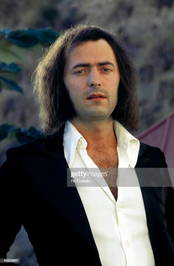 FRANCISCO Photo of DEEP PURPLE and Ritchie BLACKMORE, Guitarist with Deep Purple, posed