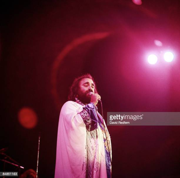 Photo of Demis ROUSSOS live in Gloucester