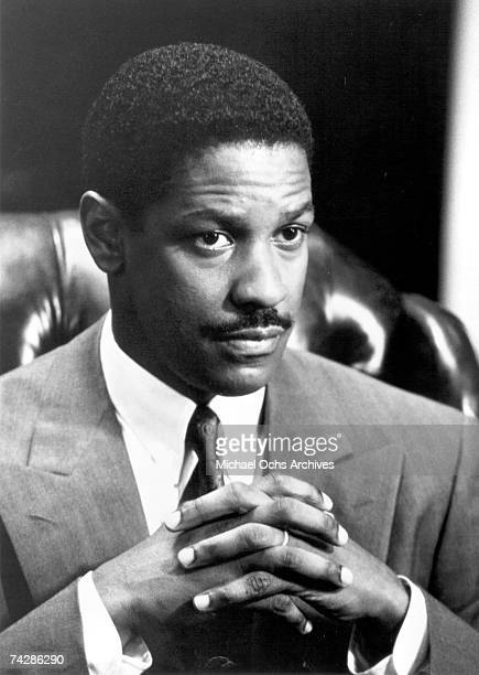 Photo of Denzel Washington Photo by Michael Ochs Archives/Getty Images