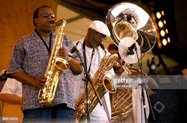Photo of DIRTY DOZEN BRASS BAND