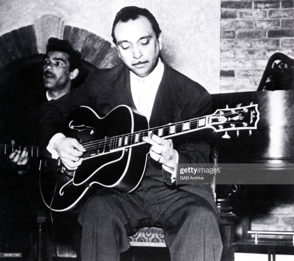Photo of Django REINHARDT