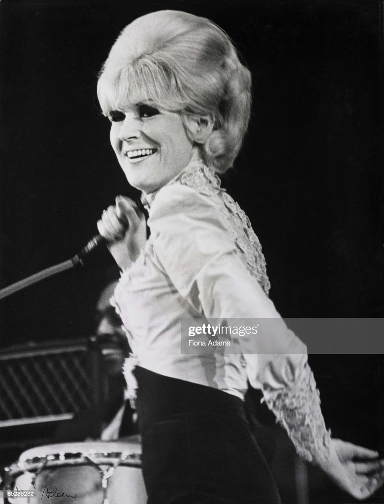 POOL Photo of Dusty SPRINGFIELD NME Poll winners Concert
