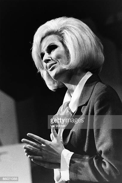 GO Photo of Dusty SPRINGFIELD performing at Television House Kingsway