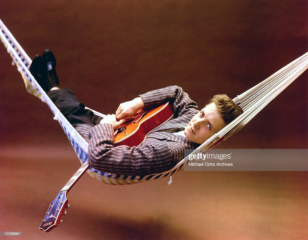 Photo of Eddie Cochran Photo by Michael Ochs Archives/Getty Images