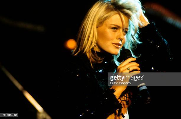 Photo of EIGHTH WONDER and Patsy KENSIT Performing live on stage