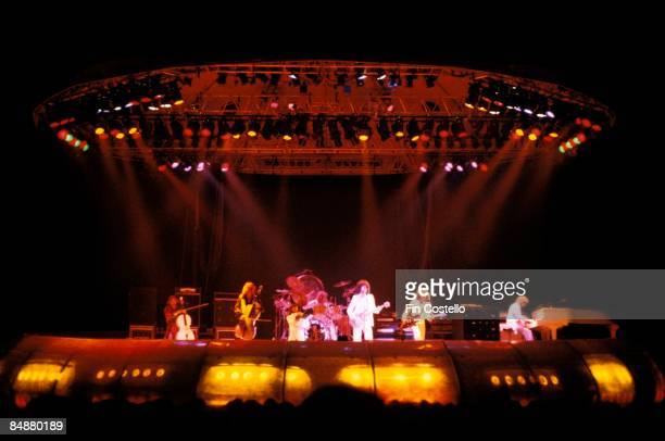 USA Photo of ELECTRIC LIGHT ORCHESTRA 'Out Of The Blue' Tour