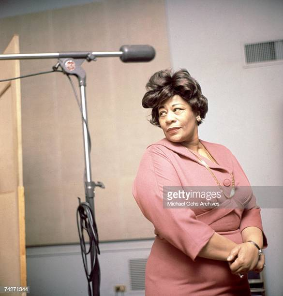 Photo of Ella Fitzgerald Photo by Michael Ochs Archives/Getty Images