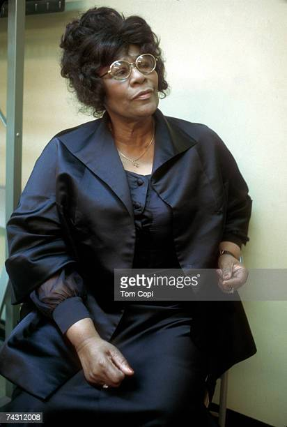 Photo of Ella Fitzgerald Photo by Tom Copi/Michael Ochs Archives/Getty Images
