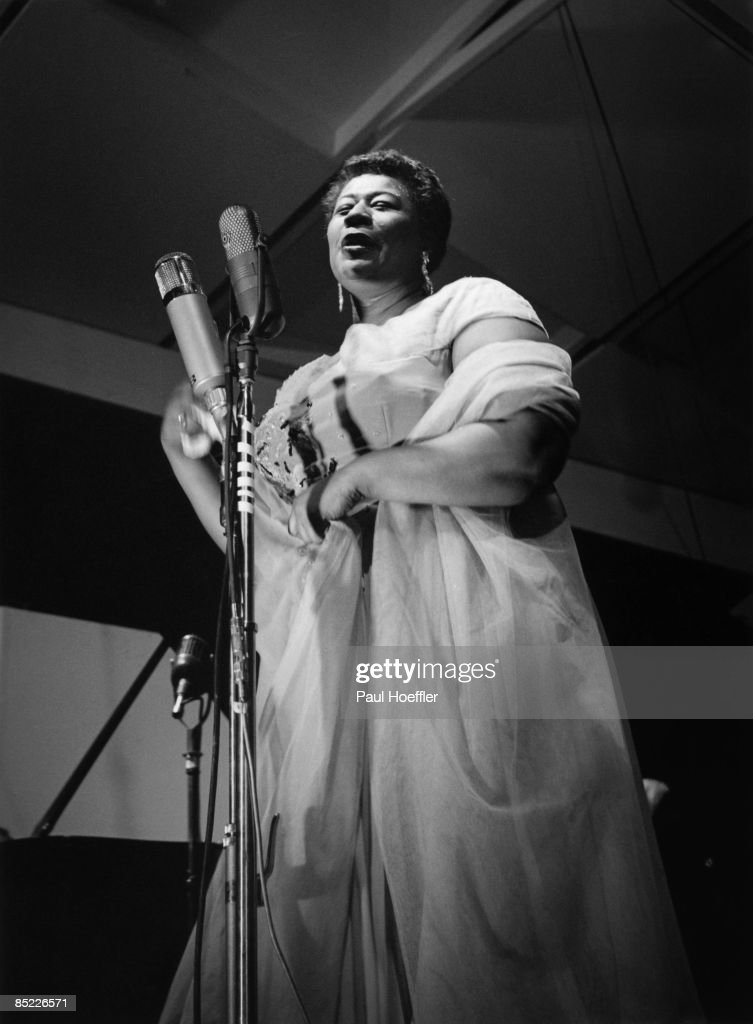 FESTIVAL Photo of Ella FITZGERALD