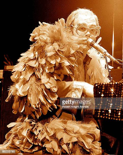USA Photo of Elton JOHN