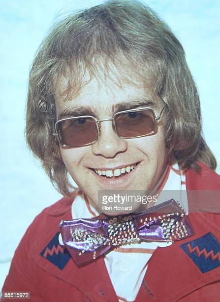POPS Photo of Elton JOHN Posed portrait