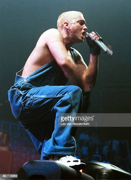 NETHERLANDS CIRCA 2000 Photo of EMINEM Amsterdam EMINEM