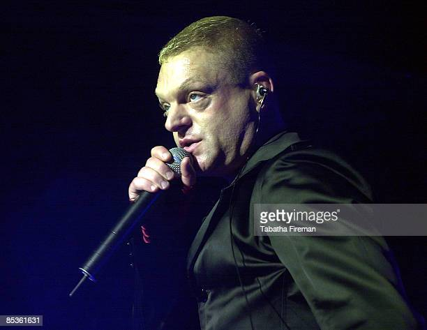 ASTORIA Photo of ERASURE Erasure live at The London Astoria 6/05/03