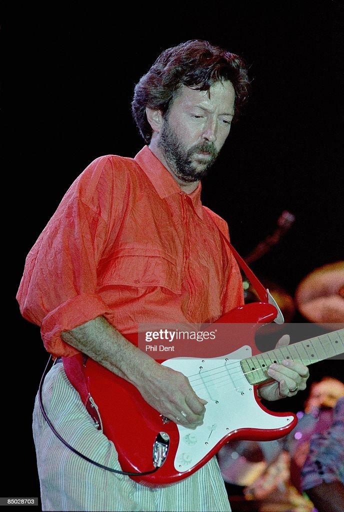 Eric Clapton's 1986 Fender Stratocaster Eric Clapton