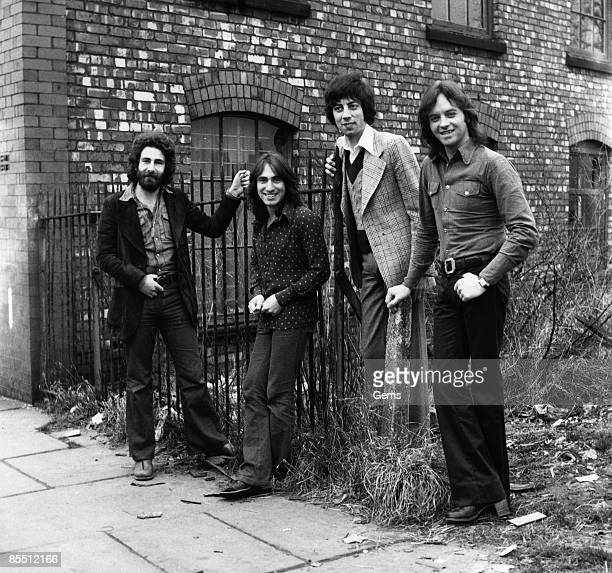 Photo of Eric STEWART and 10CC and Kevin GODLEY and Graham GOULDMAN LR Kevin Godley Lol Creme Graham Gouldman Eric Stewart