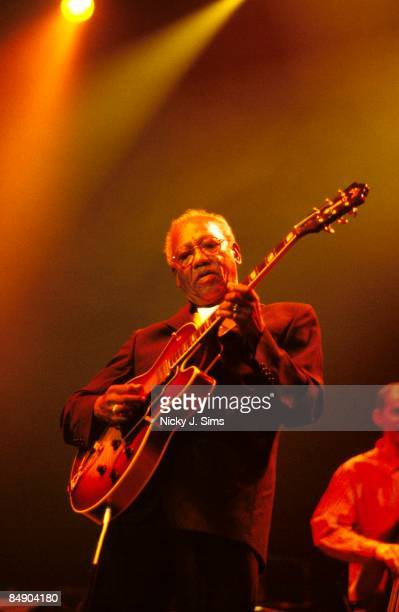 HALL Photo of Ernest RANGLIN