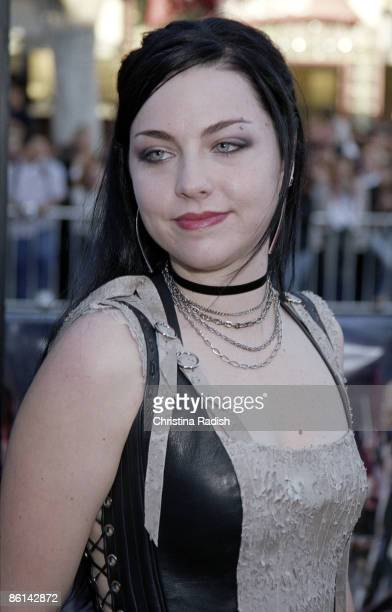 Photo of EVANESCENCE Amy Lee