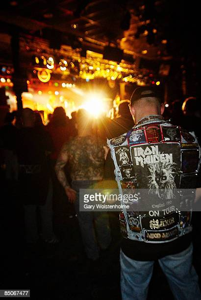 BALL BUTLINS Photo of FANS and HEAVY METAL FANS Metal fans at the Hard Rock Hell Winter Ball