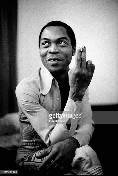 Photo of Fela KUTI Fela Kuti London 1983