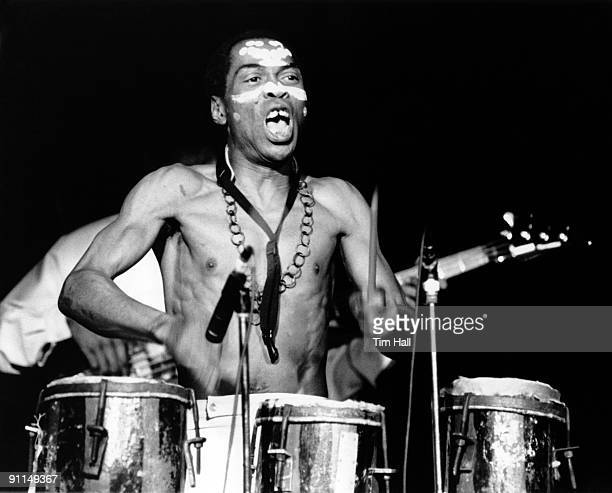 ACADEMY Photo of Fela KUTI Fela Kuti performing on stage
