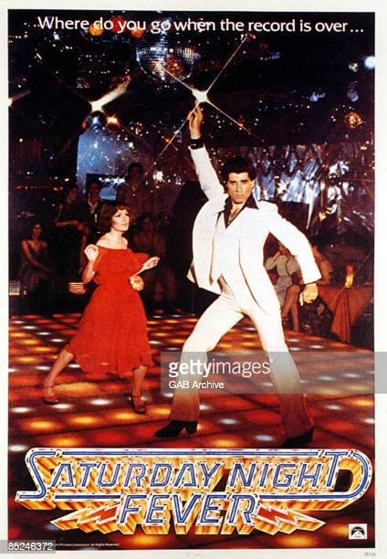 Photo of FILM POSTERS Saturday Night Fever