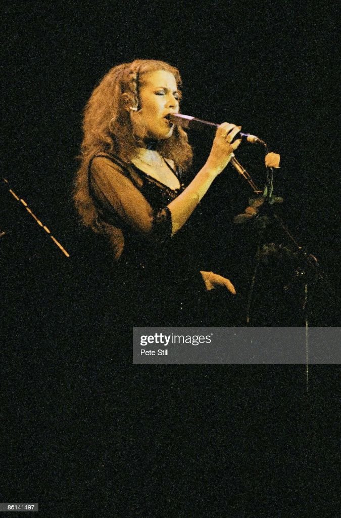 ARENA Photo of FLEETWOOD MAC Stevie Nicks performing live onstage