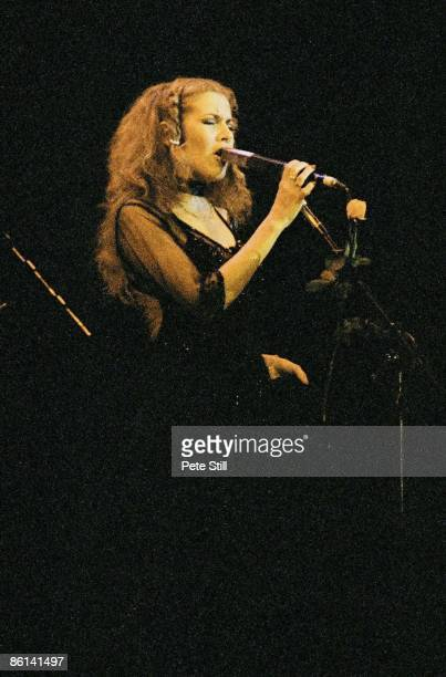 ARENA Photo of FLEETWOOD MAC Stevie Nicks performing live onstage