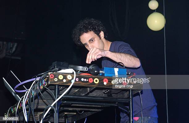 INDIGO2 Photo of FOUR TET Kieran Hebden performing on stage