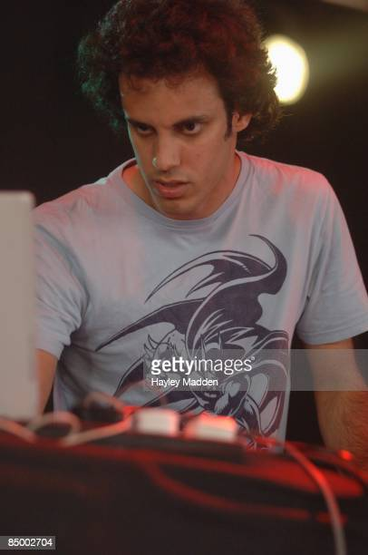 FESTIVAL Photo of FOUR TET Kieran Hebden