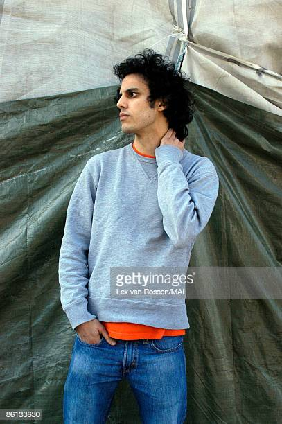 NETHERLANDS JANUARY 01 Photo of FOUR TET Kieran Hebden
