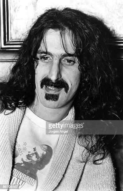 Photo of Frank ZAPPA Frank Zappa Copenhagen Denmark