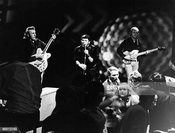 POPS Photo of Gene VINCENT Gene Vincent and The Wild Angels