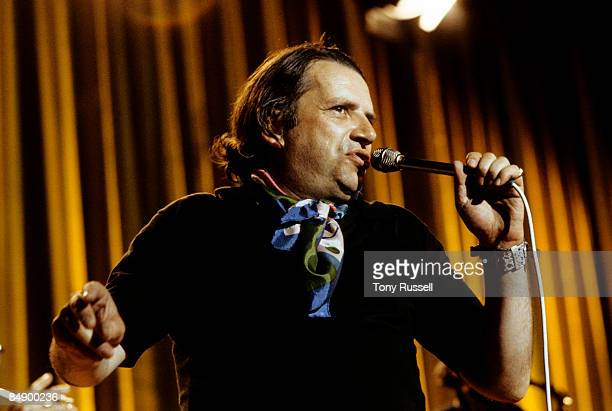 Photo of George MELLY George Melly performing on stage