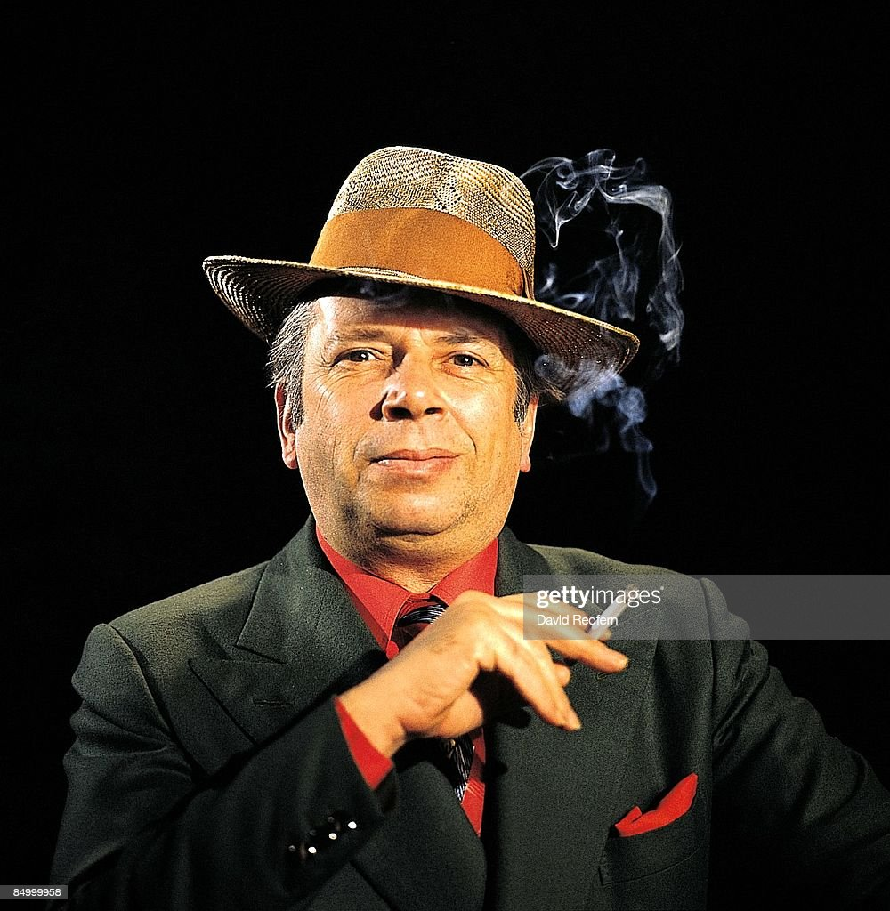 Photo of George MELLY;