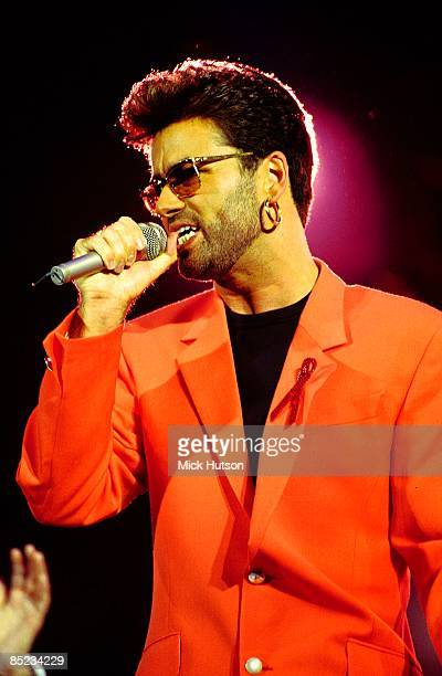 WEMBLEY Photo of George MICHAEL