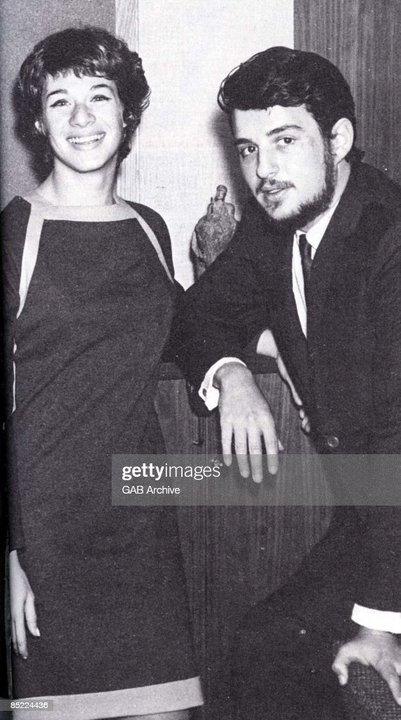 Photo of Gerry GOFFIN with Carole King