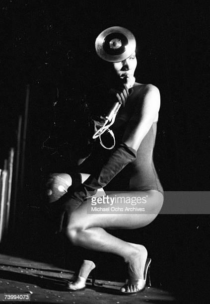 Photo of Grace Jones