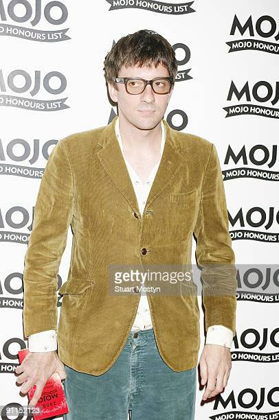 BREWERY Photo of Graham COXON posed arriving at awards