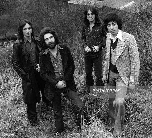 Photo of Graham GOULDMAN and 10CC and Kevin GODLEY and Eric STEWART LR Eric Stewart Kevin Godley Lol Creme Graham Gouldman