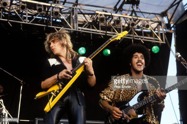 Photo of GRAND SLAM Laurence Archer Phil Lynott