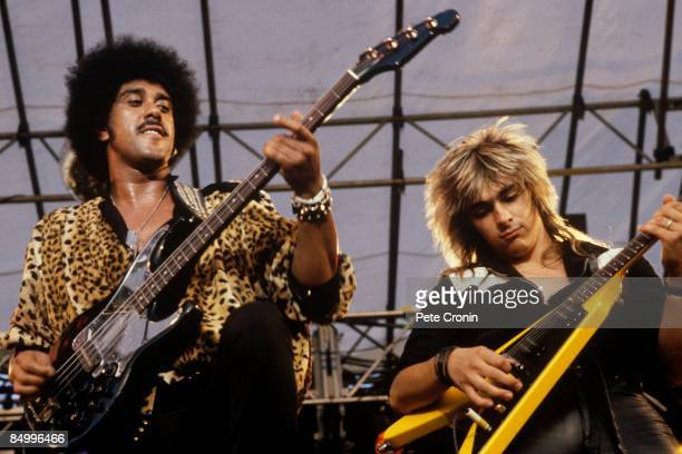 Photo of GRAND SLAM Phil Lynott Laurence Archer