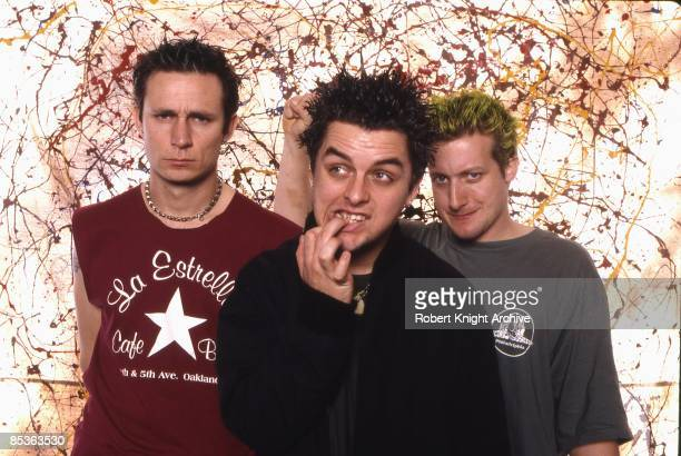 USA Photo of GREEN DAY in Phoenix in the early 90's