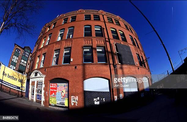 Photo of HACIENDA CLUB pictured before demolition