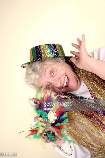 Mardi Gras Granny