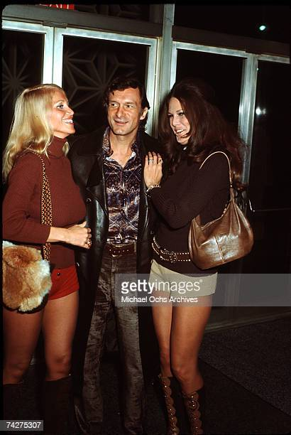 Photo of Hugh Hefner Photo by Michael Ochs Archives/Getty Images