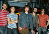 MEGASTORE Photo of IDLEWILD/VIRGIN MG/S MOSTYN Scottish indie band Idlewild perform live and sign copies of their latest album 'Warnings/Promises' at...