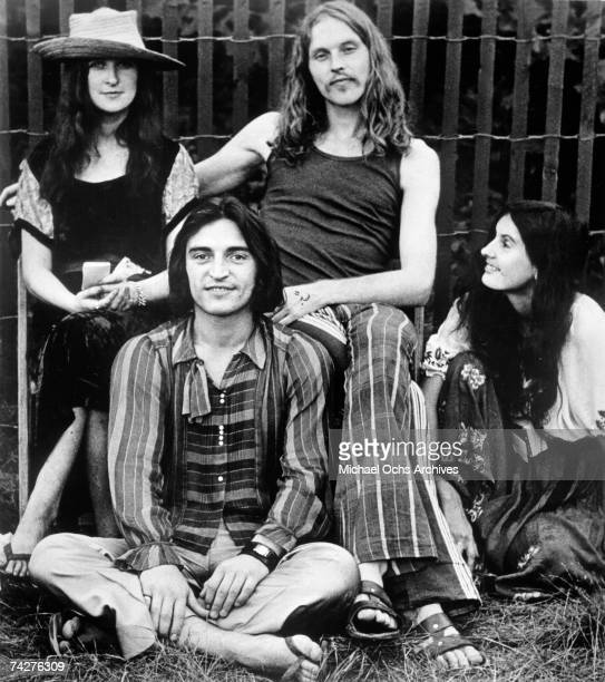 Photo of Incredible String Band Photo by Michael Ochs Archives/Getty Images