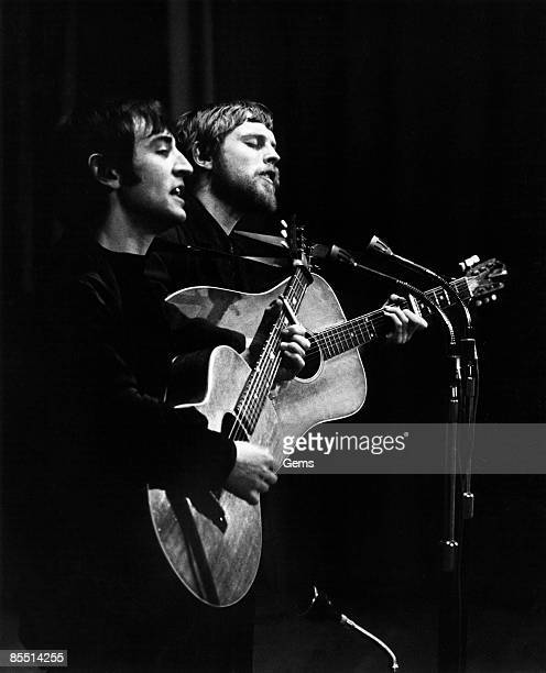 Photo of INCREDIBLE STRING BAND Robin Williamson Mike Heron