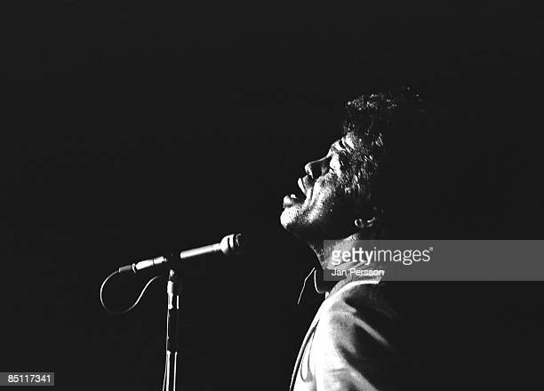 Photo of James BROWN James Brown performing live onstage